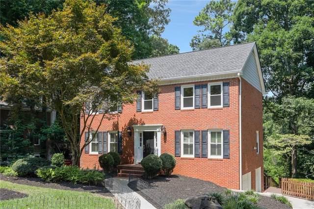 570 Hampton Court SW, Marietta, GA 30064 (MLS #6923462) :: North Atlanta Home Team