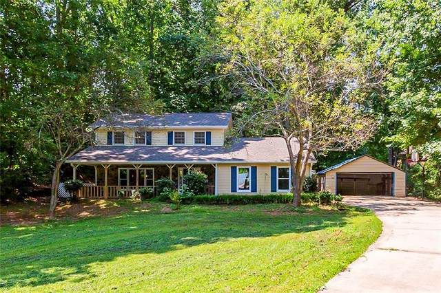 1630 Fincher, Cumming, GA 30040 (MLS #6923490) :: North Atlanta Home Team
