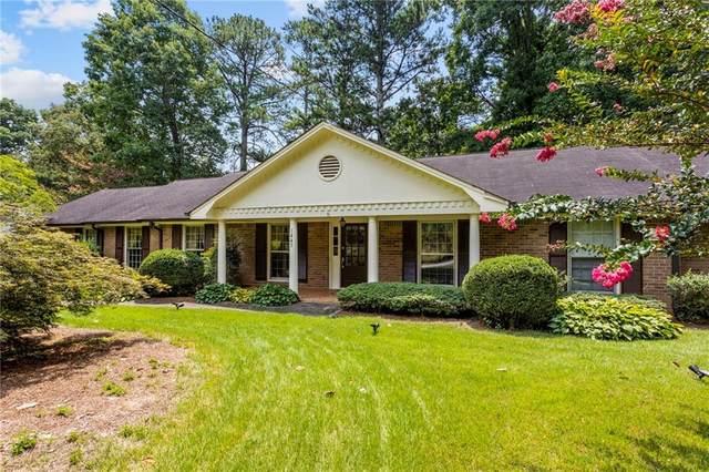 1445 Epping Forest Drive NE, Brookhaven, GA 30319 (MLS #6923494) :: North Atlanta Home Team
