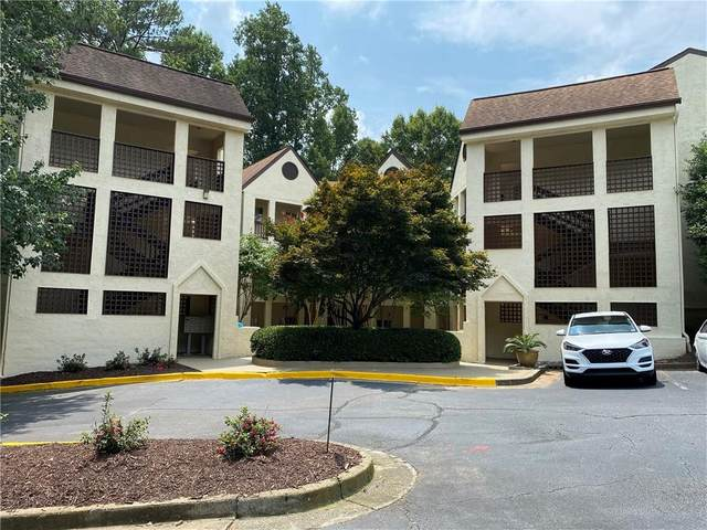 470 Sherman Way #470, Decatur, GA 30033 (MLS #6923504) :: North Atlanta Home Team