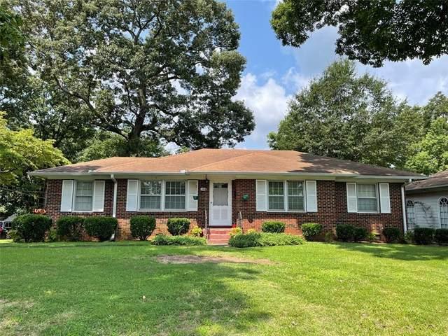 2589 Kimmeridge Drive, Atlanta, GA 30344 (MLS #6923507) :: RE/MAX Paramount Properties