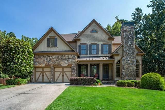 4149 Barnes Meadow Road SW, Smyrna, GA 30082 (MLS #6923524) :: AlpharettaZen Expert Home Advisors