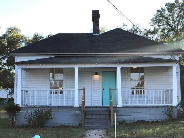 1811 Spring Street NE, Conyers, GA 30012 (MLS #6923528) :: The Hinsons - Mike Hinson & Harriet Hinson
