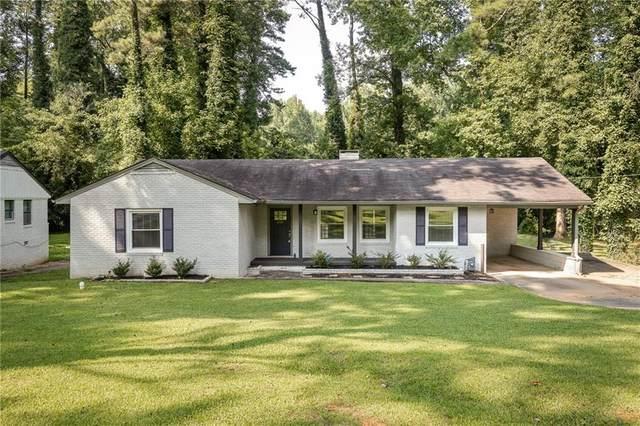 2117 Beecher Circle SW, Atlanta, GA 30311 (MLS #6923538) :: AlpharettaZen Expert Home Advisors