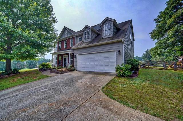 211 Hollyberry Way, Ball Ground, GA 30107 (MLS #6923541) :: The Hinsons - Mike Hinson & Harriet Hinson