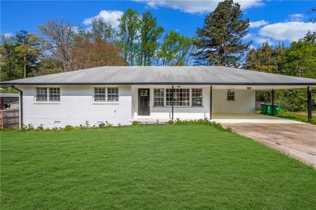 1612 Idlewood Road, Tucker, GA 30084 (MLS #6923544) :: Dillard and Company Realty Group