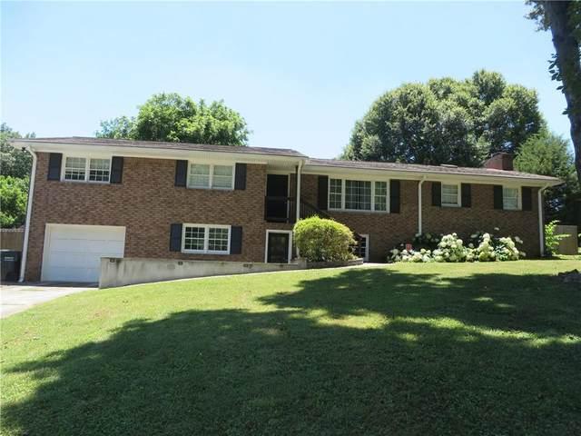 3985 Ebenezer Road, Marietta, GA 30066 (MLS #6923558) :: The Justin Landis Group