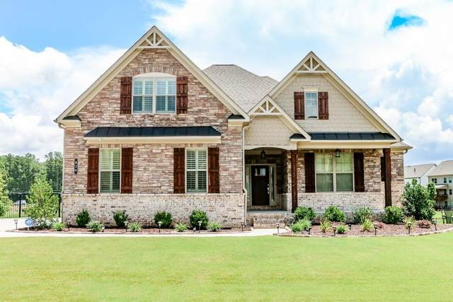 839 Rolling Hill NW, Kennesaw, GA 30152 (MLS #6923578) :: North Atlanta Home Team