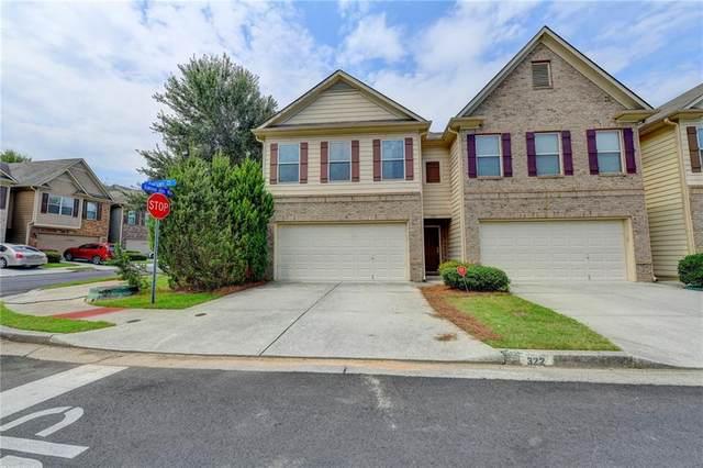 322 Oaktown Court, Lawrenceville, GA 30044 (MLS #6923626) :: Tonda Booker Real Estate Sales