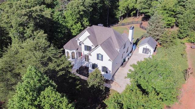 5723 Ridgewater, Gainesville, GA 30506 (MLS #6923636) :: North Atlanta Home Team