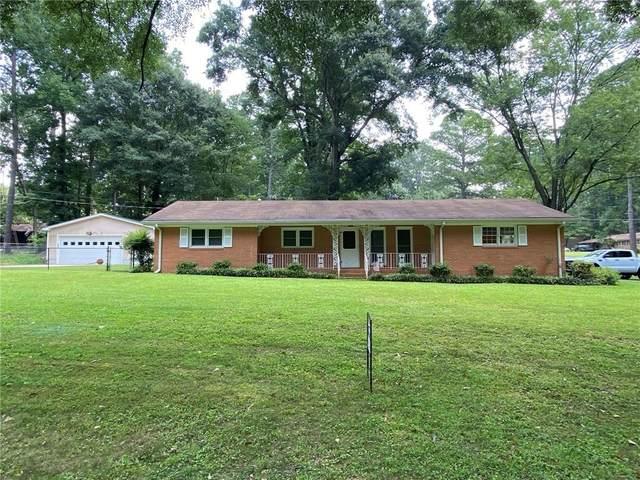 6161 James Road, Austell, GA 30168 (MLS #6923637) :: Good Living Real Estate
