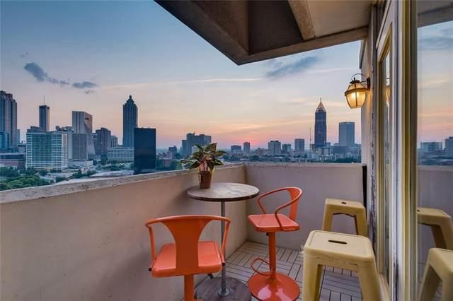 375 Ralph Mcgill Boulevard NE #1808, Atlanta, GA 30312 (MLS #6923664) :: Atlanta Communities Real Estate Brokerage
