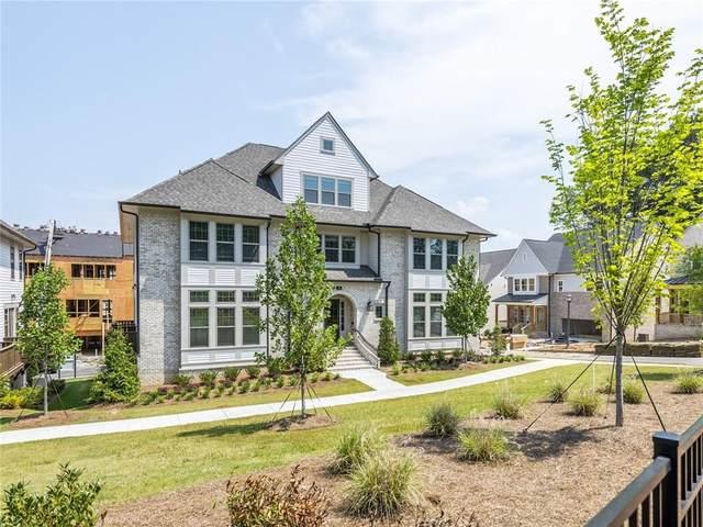 1257 Epping Lane #59, Brookhaven, GA 30319 (MLS #6923671) :: Good Living Real Estate