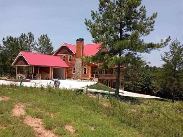 98 Village Loop, Blairsville, GA 30512 (MLS #6923682) :: North Atlanta Home Team
