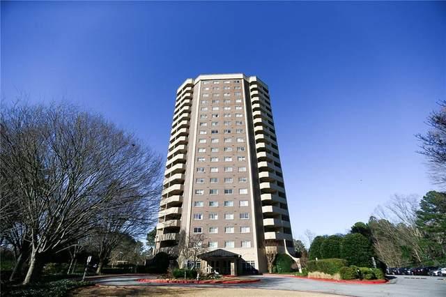 1501 Clairmont #1627, Decatur, GA 30033 (MLS #6923684) :: Atlanta Communities Real Estate Brokerage