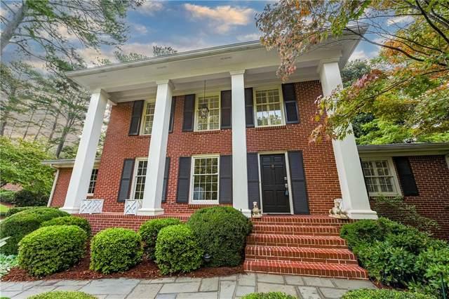 2231 Fairoaks Road, Decatur, GA 30033 (MLS #6923696) :: Good Living Real Estate