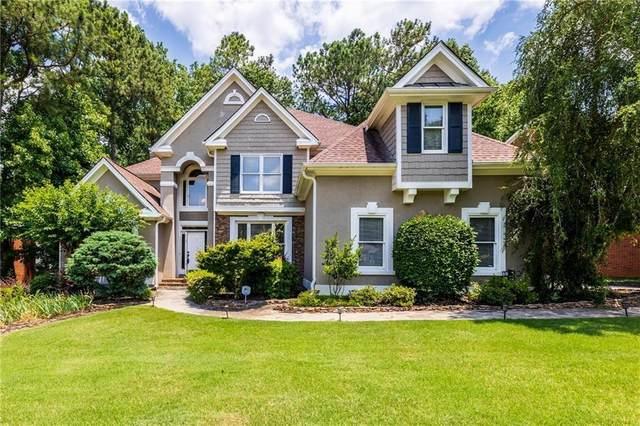 1140 Park Glenn Drive, Alpharetta, GA 30005 (MLS #6923728) :: North Atlanta Home Team