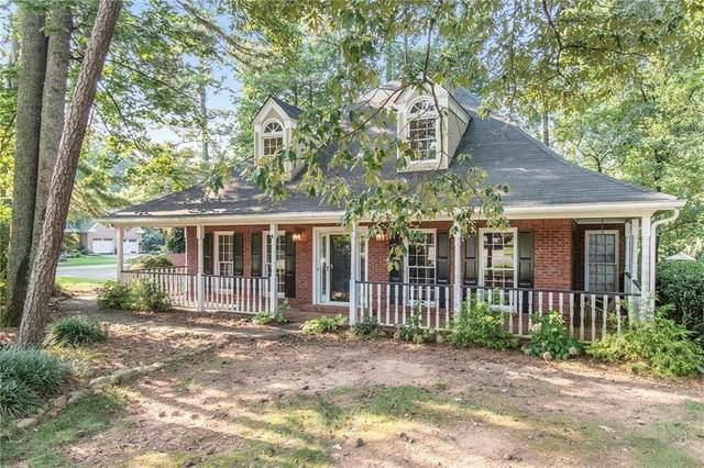 1493 Fallsbrook Court NW, Acworth, GA 30101 (MLS #6923738) :: North Atlanta Home Team