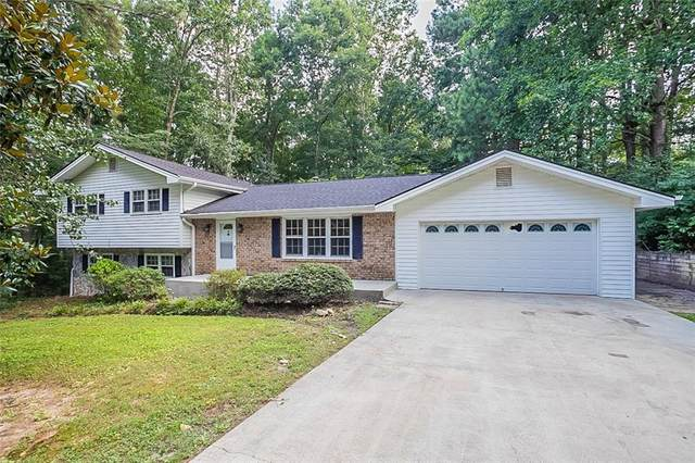1349 Branchwood Drive, Snellville, GA 30078 (MLS #6923791) :: The Hinsons - Mike Hinson & Harriet Hinson