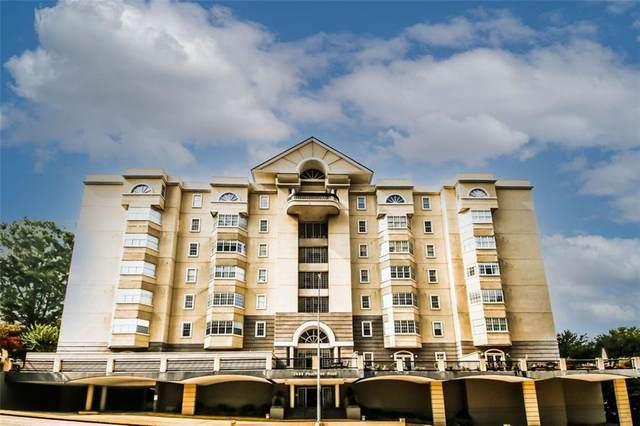 2499 Peachtree Road NE #402, Atlanta, GA 30305 (MLS #6923792) :: RE/MAX Paramount Properties