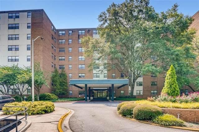 2965 Pharr Court NW #412, Atlanta, GA 30305 (MLS #6923890) :: Todd Lemoine Team