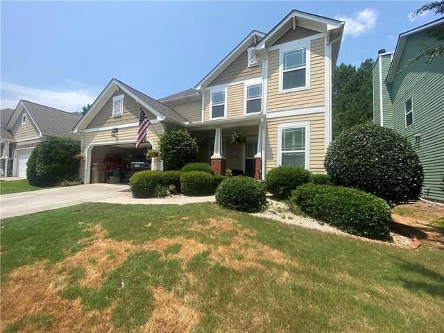 3818 Carriage House Drive, Cumming, GA 30040 (MLS #6923915) :: RE/MAX Paramount Properties