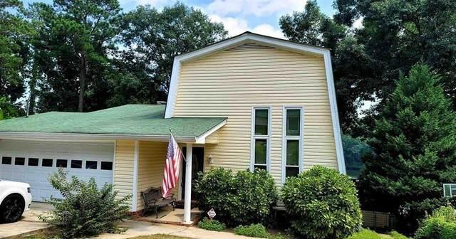 2543 Lakeshore Drive NE, Conyers, GA 30012 (MLS #6923962) :: The Hinsons - Mike Hinson & Harriet Hinson