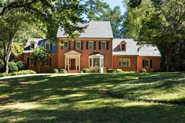 3535 Tuxedo Park NW, Atlanta, GA 30305 (MLS #6923992) :: Tonda Booker Real Estate Sales
