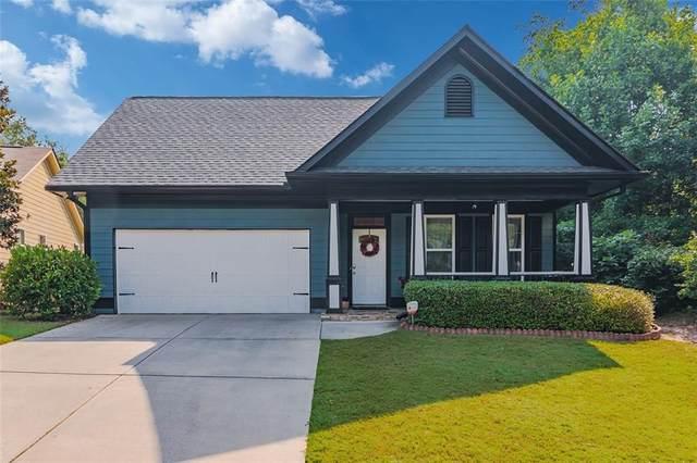 410 Ridgecrest Drive, Canton, GA 30114 (MLS #6924002) :: Rock River Realty