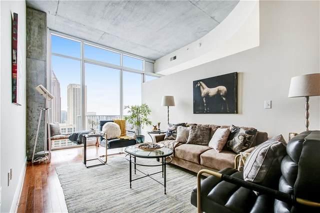 860 Peachtree Street NE #2806, Atlanta, GA 30308 (MLS #6924012) :: RE/MAX Paramount Properties