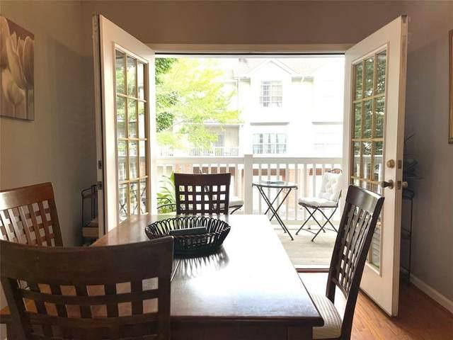 206 Spring Heights Lane SE #206, Smyrna, GA 30080 (MLS #6924013) :: Morgan Reed Realty