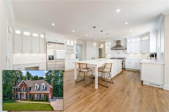 215 Newport Fairway, Alpharetta, GA 30005 (MLS #6924014) :: The Kroupa Team | Berkshire Hathaway HomeServices Georgia Properties