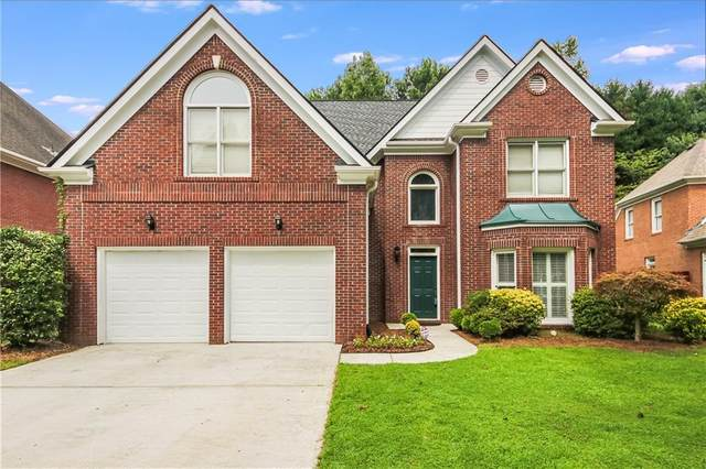 4802 Northbrooke Circle, Dunwoody, GA 30338 (MLS #6924034) :: North Atlanta Home Team