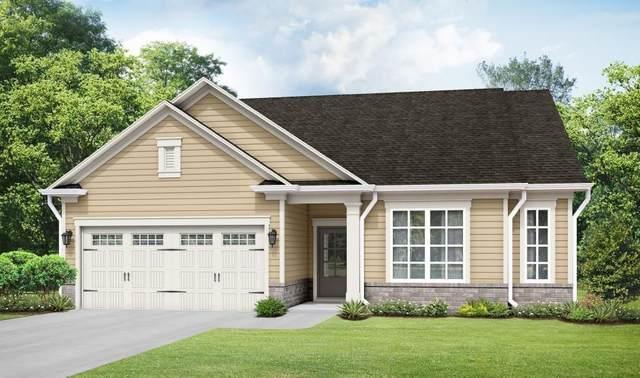 1766 Morgan Lane, Conyers, GA 30012 (MLS #6924071) :: The Hinsons - Mike Hinson & Harriet Hinson