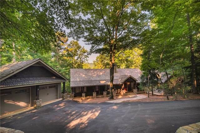 369 Indian Pipe Drive, Big Canoe, GA 30143 (MLS #6924085) :: RE/MAX Paramount Properties