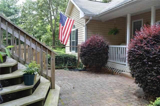 132 Sequoyah Place, Dahlonega, GA 30533 (MLS #6924088) :: The Justin Landis Group