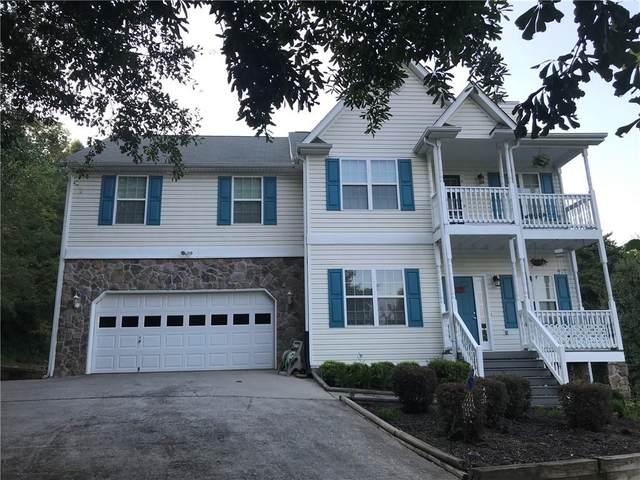 141 King Arthur Court SW, Calhoun, GA 30701 (MLS #6924092) :: North Atlanta Home Team