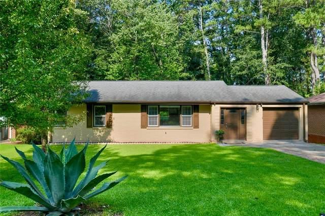 2895 S Clark Drive, East Point, GA 30344 (MLS #6924120) :: RE/MAX Paramount Properties