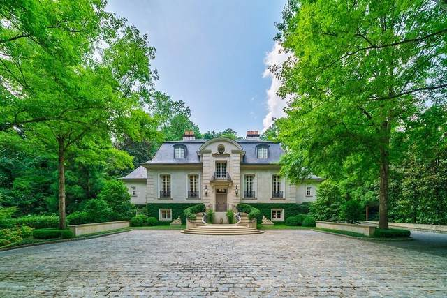 3850 Tuxedo Road NW, Atlanta, GA 30342 (MLS #6924125) :: Tonda Booker Real Estate Sales