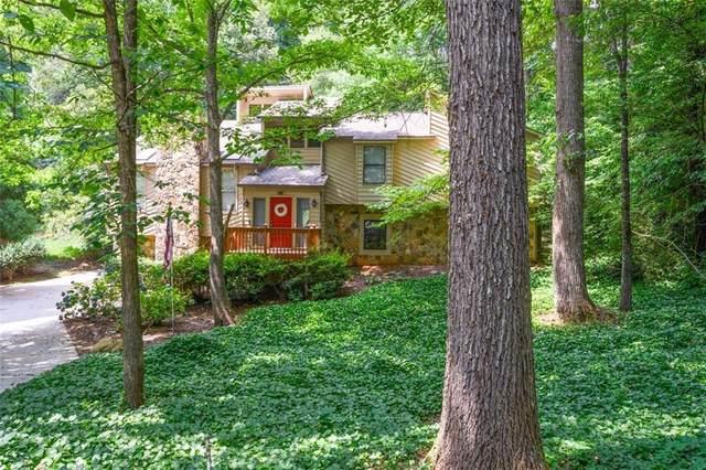 2667 Long Lake Drive NE, Roswell, GA 30075 (MLS #6924133) :: Rock River Realty