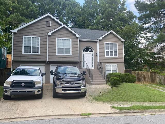 655 Durham Ridge Drive NW, Lilburn, GA 30047 (MLS #6924162) :: Rock River Realty