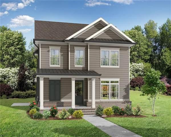 5093 Sudbrook Way, Peachtree Corners, GA 30092 (MLS #6924166) :: Good Living Real Estate
