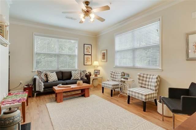 3150 Woodwalk Drive SE #2101, Atlanta, GA 30339 (MLS #6924188) :: AlpharettaZen Expert Home Advisors