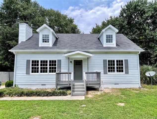 1601 Rose Garden Lane, Loganville, GA 30052 (MLS #6924199) :: The Hinsons - Mike Hinson & Harriet Hinson