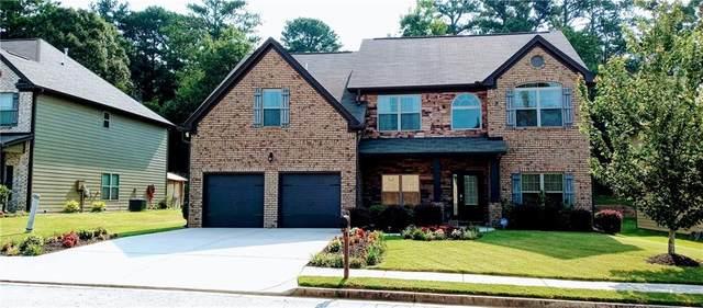 6674 Chason Woods Court, Jonesboro, GA 30238 (MLS #6924201) :: North Atlanta Home Team