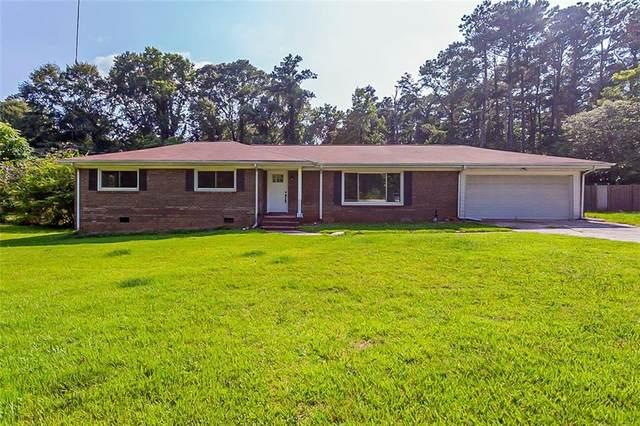 4448 Hiram Lithia Springs Road, Powder Springs, GA 30127 (MLS #6924202) :: North Atlanta Home Team