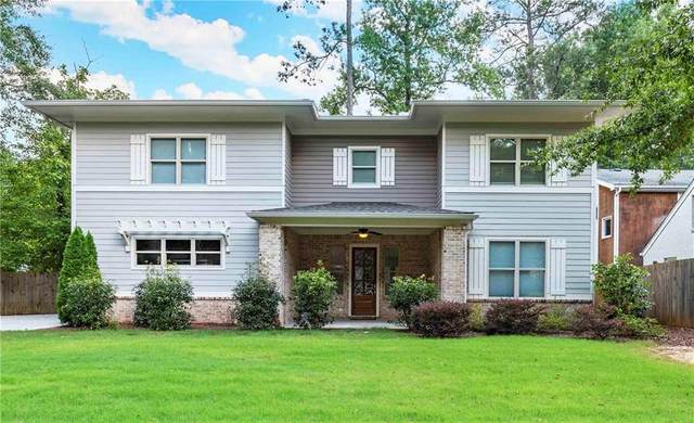 1476 Deerwood Drive, Decatur, GA 30030 (MLS #6924238) :: North Atlanta Home Team