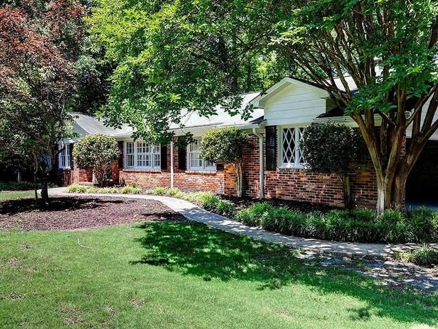 331 Valley Green Drive NE, Atlanta, GA 30342 (MLS #6924294) :: Morgan Reed Realty