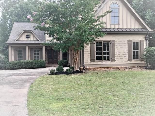 7405 Crestline Drive, Dawsonville, GA 30534 (MLS #6924299) :: RE/MAX Paramount Properties