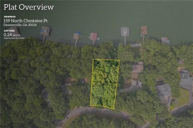 159 N Chestatee Point, Dawsonville, GA 30534 (MLS #6924342) :: RE/MAX Paramount Properties